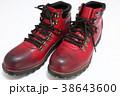 赤いブーツ 38643600