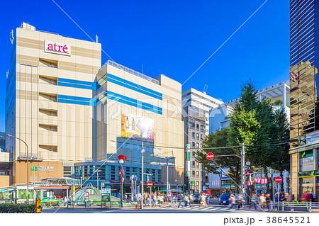東京 恵比寿駅 西口駅前の風景 38645521