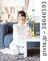 若い女性(ワイン) 38646593