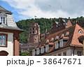 ハイデルベルク城 ハイデルベルク 旧市街の写真 38647671