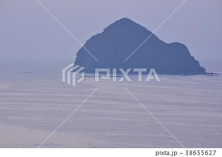 【三重県 尾鷲市】桃頭島、夜明けの風景 38655627