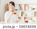 紅茶 ティータイム ダイニングの写真 38658698
