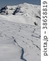 武尊山 山 山岳の写真 38658819