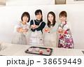 お菓子 焼き菓子 手作りの写真 38659449