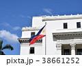 フィリピン国旗(マニラ・リサール公園) 38661252