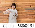 女性 人物 料理の写真 38662151