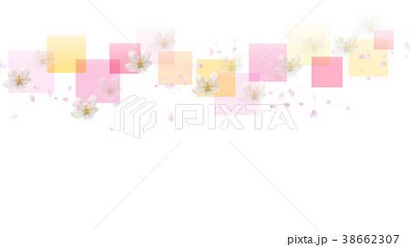 桜の背景 春イメージ 38662307