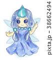 水の妖精 38662494
