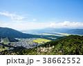 野沢温泉村 風景 町並みの写真 38662552