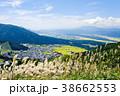 野沢温泉村 風景 町並みの写真 38662553