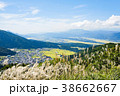 野沢温泉村 風景 町並みの写真 38662667