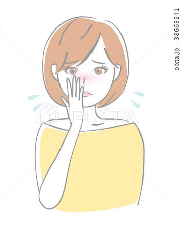 女性 鼻トラブル 38663241