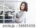 OL 女性 人物の写真 38665439