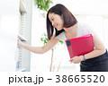 会社員 女性 人物の写真 38665520