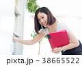 会社員 女性 人物の写真 38665522