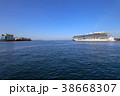客船 船 船舶の写真 38668307