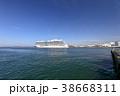 客船 船 船舶の写真 38668311