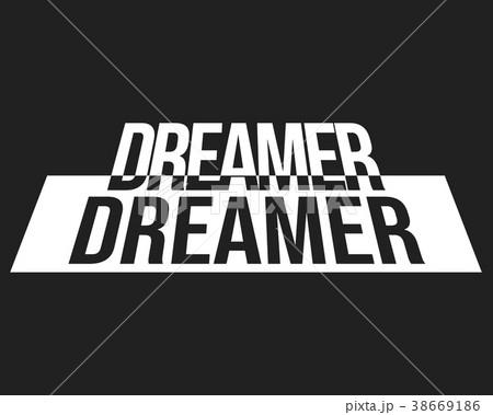 Dreamer t shirt print 38669186