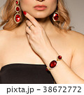 model shows the spring collection jewelery 38672772