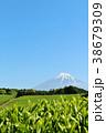 富士山 山 空の写真 38679309