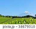 富士山 山 空の写真 38679310