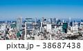 都市風景 ビル 都市の写真 38687438