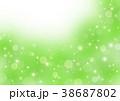 緑の輝き 38687802
