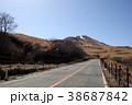 杵島岳 山 風景の写真 38687842