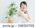 人物 女性 笑顔の写真 38689768