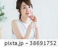 女性 若い 人物の写真 38691752