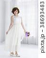 ウエディング 花嫁 新婦の写真 38693483