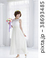ウエディング 花嫁 新婦の写真 38693485