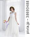 ウエディング 花嫁 新婦の写真 38693488