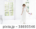 ウエディング 花嫁 新婦の写真 38693546