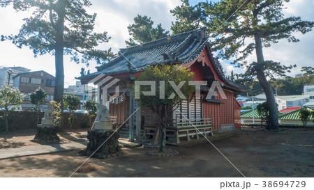 伊豆稲取の三島神社 38694729