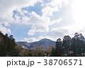 大分県由布市金鱗湖周辺の風景 38706571