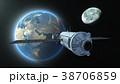 人工衛星 38706859