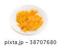ドライマンゴー マンゴー ドライフルーツの写真 38707680