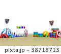 運動会 体育祭 学校 スポーツ 38718713