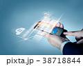 モバイル 支払い 支払の写真 38718844