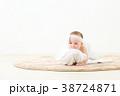 赤ちゃん  38724871