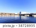 都市風景(東京都、大井、夏) 38728935