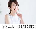 若い 女性 ポートレートの写真 38732653