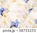 花柄 花 壁紙のイラスト 38733255