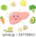 肝臓 食べ物 38739601