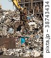 スクラップ 産業廃棄物 産廃の写真 38743434