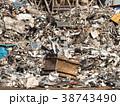 スクラップ 産業廃棄物 産廃の写真 38743490