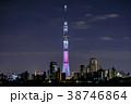 東京スカイツリー 春限定ライトアップ「舞」 38746864