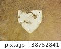 砂かぶりのホームベース 38752841