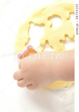 手作りクッキー 38754105